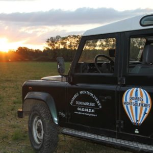 Jeep Dombes-Montgolfiere
