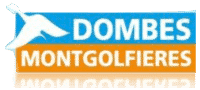 logo Dombes Montgolfières